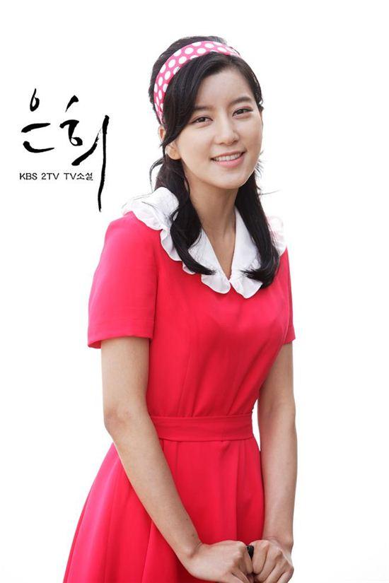 최윤소, KBSTV소설 `은희`로 시청자에 눈도장