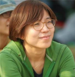 ▲ 곽이경 동성애자인권연대 운영위원장