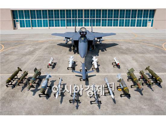 공군 정밀유도무기 턱없이 부족 - 아시아경제