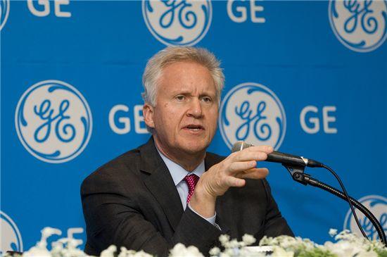 제프리 이멀트 GE 회장의 리더십 비결 들어보니 - 아시아경제