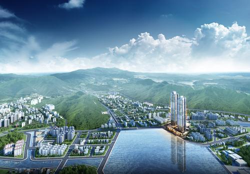 '거제 장평 유림 노르웨이 숲' 12월6일 모델하우스 오픈 - 아시아경제