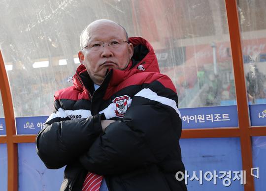 박항서 감독/아시아경제DB