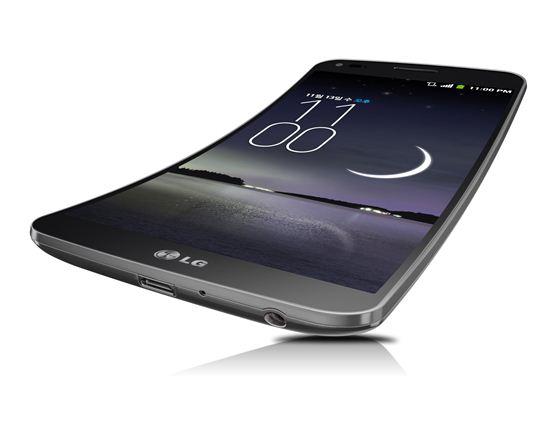 팔려고 내놨다더니…LG G 플렉스, 2만대 판매 '굴욕'