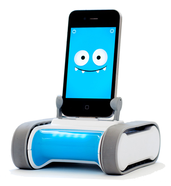 아이폰 꽂으면 로봇된다 - 아시아경제