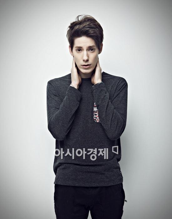 """파비앙, 태권도 국가대표의 변신 """"멋진 배우가 될게요""""(인터뷰)"""