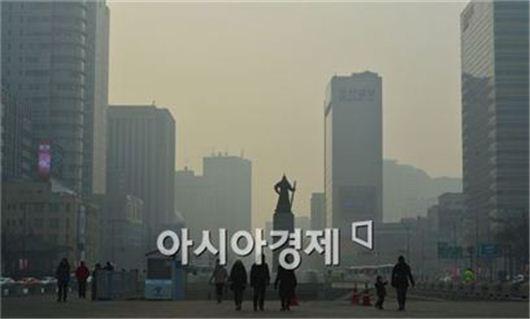 미세먼지 감축, 서울시·울란바토르 함께 손잡는다 - 아시아경제