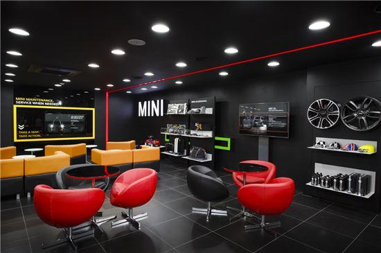 BMW코리아, 미니 '신규 서비스 센터' 오픈 - 아시아경제