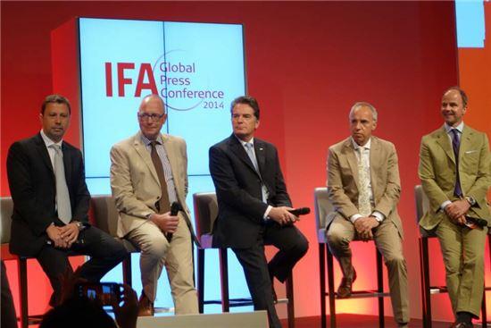 'IFA', 9월 독일서 '소비자가전 4.0' 시대 연다 - 아시아경제