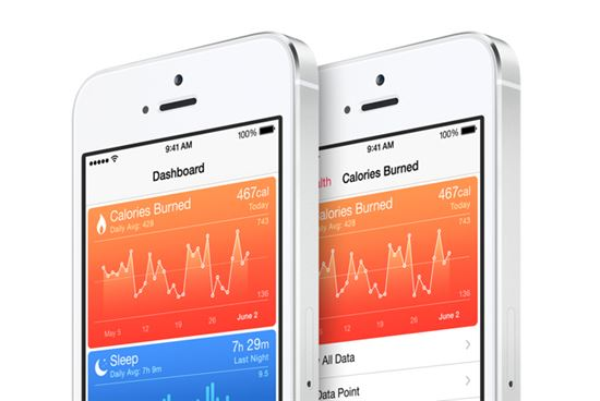 [WWDC2014]생로병사에 관심 갖는 애플…'헬스킷' 출시 - 아시아경제