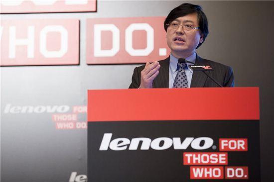 레노버 2분기 스마트폰 호조, 순이익 23% 늘려 - 아시아경제