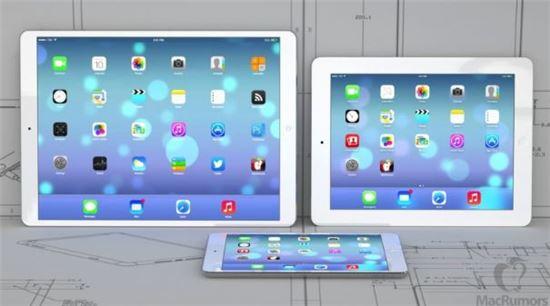 애플 아이패드 출하량 사상 첫 하락  - 아시아경제