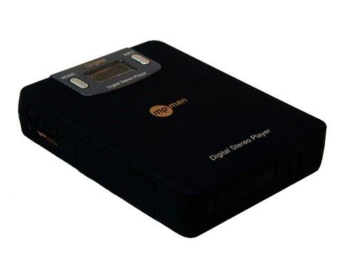 세계 최초의 MP3플레이어 MPMAN F10 [사진=새한정보통신 제공]