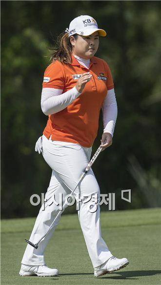 """박인비, 선두 """"3승 고지 향해~"""" - 아시아경제"""