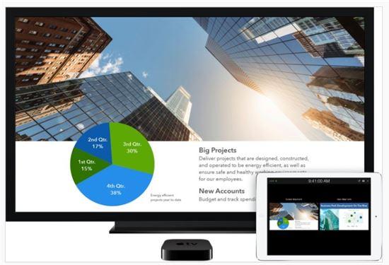 애플, 애플TV서 iOS기기로 스트리밍하는 기술 특허 취득 - 아시아경제