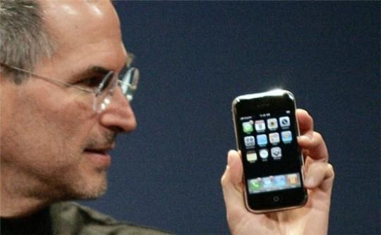 8살 맞은 아이폰…'첫' 걸음마 되돌아보니 - 아시아경제
