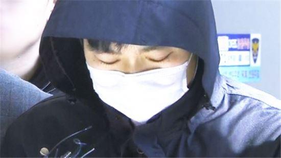 크림빵 뺑소니 피의자. 사진=YTN 뉴스 캡처