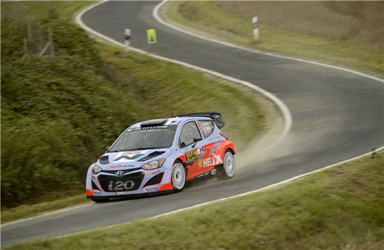 [카라이프]양산車로 지옥경쟁…자동차 철인경기 WRC를 아시나요 - 아시아경제