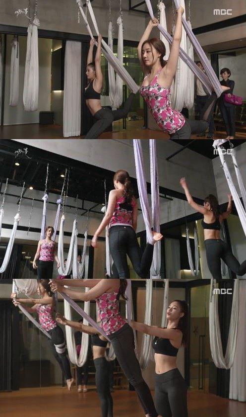 사진=MBC '여왕의 꽃' 방송화면 캡처