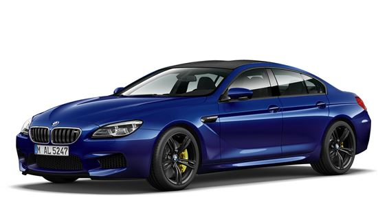BMW 코리아, 뉴 6시리즈 공식 출시