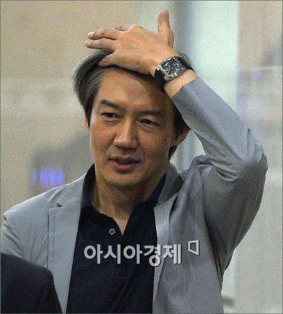 조국 신임 청와대 민정수석