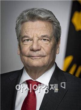 ▲요아힘 가우크(Joachim Gauck) 독일연방대통령(사진=서울시)
