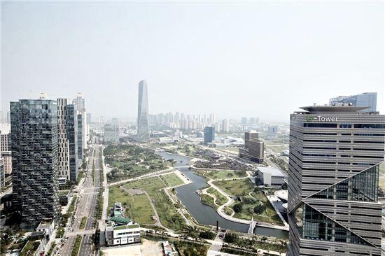 인천 연수구 송도국제도시 일대 전경(사진=아시아경제DB)