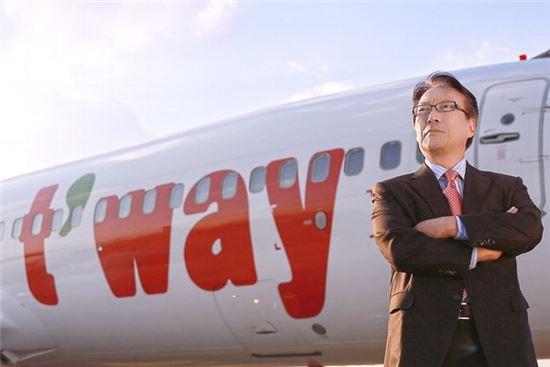 함철호 티웨이항공 대표 사임…정홍근 내정 - 아시아경제