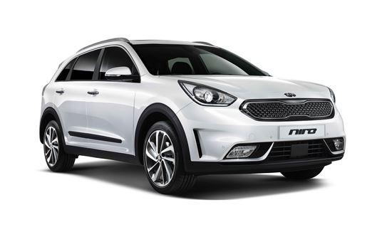 기아차, 첫 하이브리드 소형 SUV '니로' 올해 4만대 판다 - 아시아경제