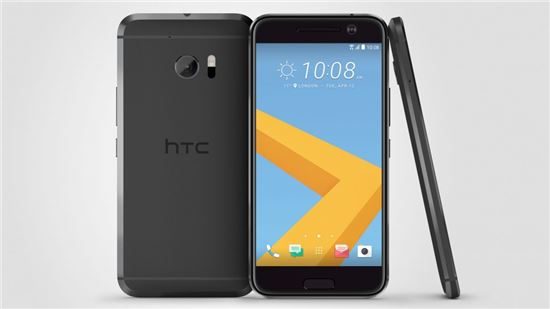 "HTC, 프리미엄폰 HTC 10 출시…""S7·G5, 한 판 붙자"""