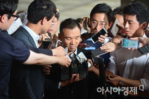 [실감현장]'무죄' 김정주 NXC 대표는 왜 사회환원을 약속했을까