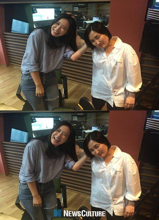 ▲ '덕혜옹주'에 출연하는 손예진의 모습.   © 사진=MBC 라디오 SNS