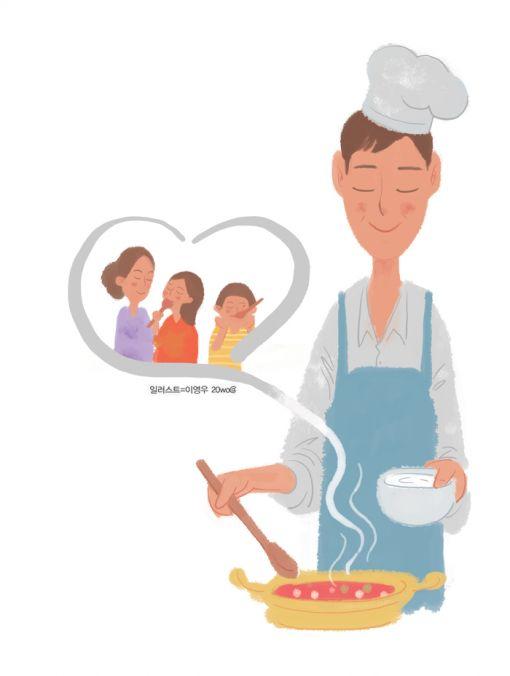 [맛과 멋] 먹방과 집밥