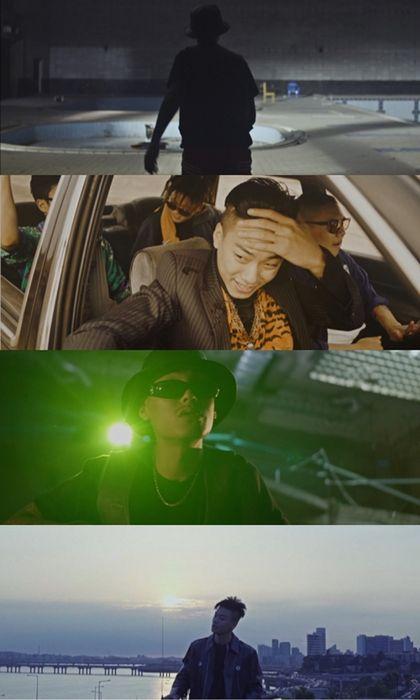 락바텀 뮤직비디오 화면 캡처
