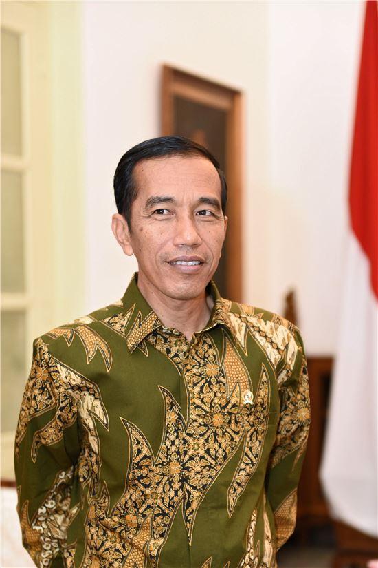 조코 위도도(일명 조코위) 인도네시아 대통령(사진=블룸버그뉴스).