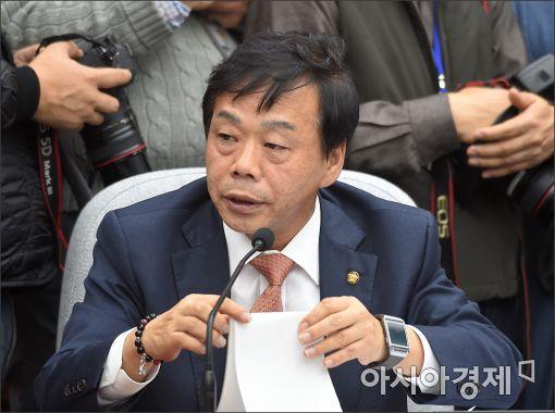 이완영 새누리당 의원, 사진=아시아경제DB