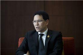 비라타이 산티프라브호브 태국중앙은행(BOT) 총재(사진=블룸버그뉴스).