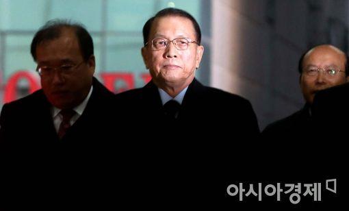 김기춘 전 청와대 비서실장/사진=아시아경제DB