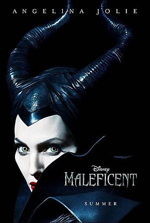 영화 '말레피센트' 포스터