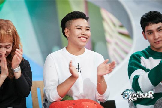 이미쉘이 피부색으로 받은 차별 사연을 공개했다./ 사진=KBS 2TV 제공