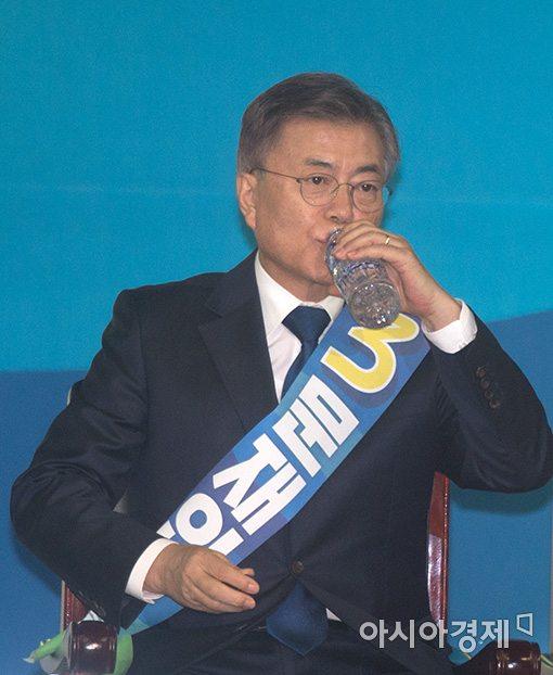 문재인 더불어민주당 대선후보/ 사진=아시아경제 DB