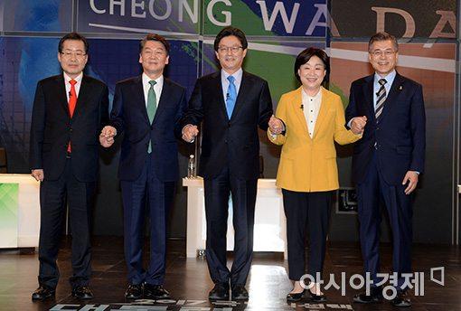2017 대선후보