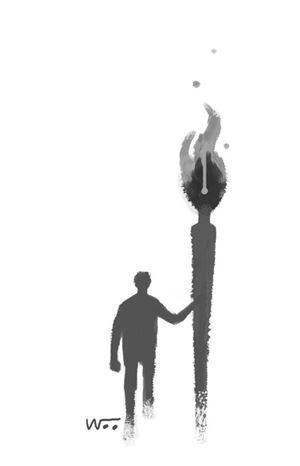 [오후 한 詩]시인과 죄수/송경동