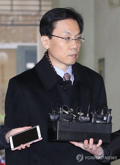 김희범 전 문화체육관광부 1차관