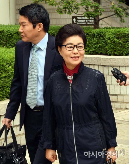박근령 전 육영재단 이사장