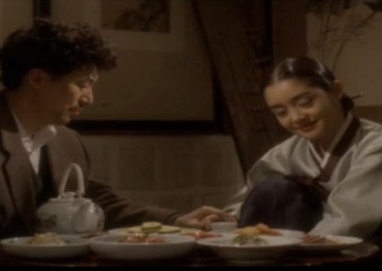 영화 '금홍아 금홍아'(1995, 김유진감독)의 한 장면.