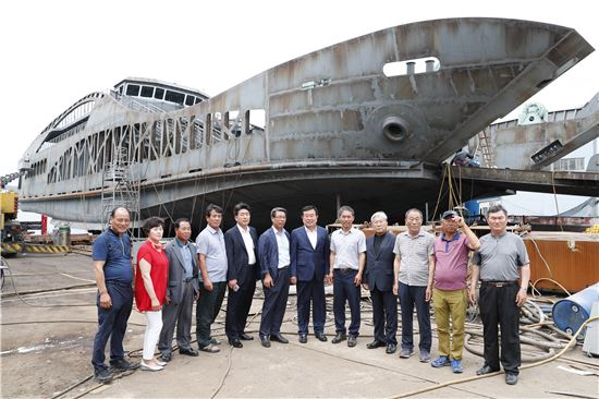 진도군, 해상 교통망 확보…섬 체류관광 인프라 구축 기대