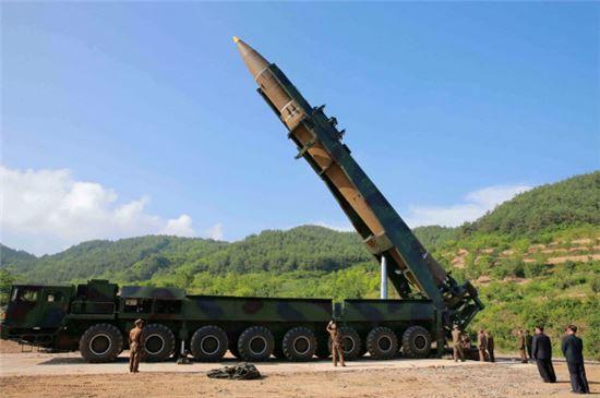 북한 ICBM(사진=연합뉴스)