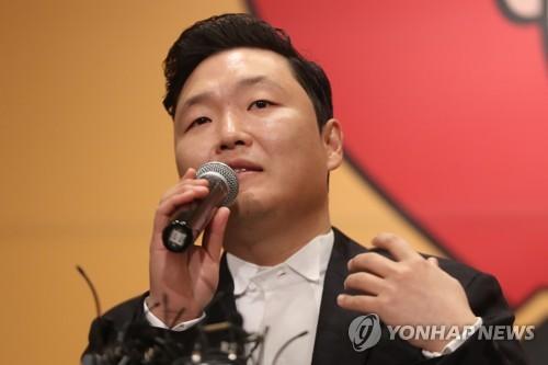 가수 싸이/[이미지출처=연합뉴스]