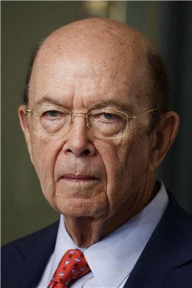 윌버 로스 미국 상무부 장관