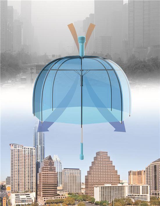 개인 휴대용 공기청정기